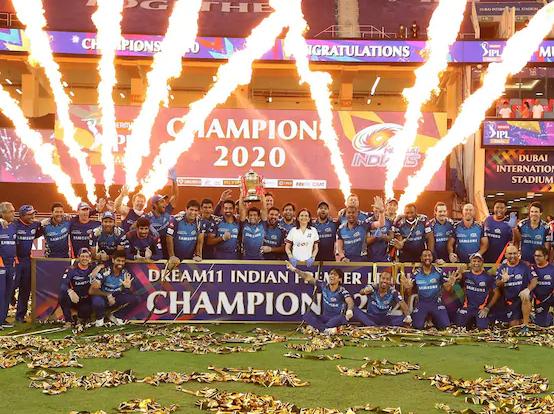 මුම්බායි ඉන්දියන්ස් 05වන වරටත් IPL කිරුළ හිමිකර ගැනී