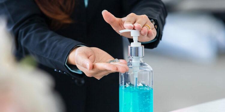 විෂබීජනාශක දියර (sanitizer) ලියාපදිංචිය අනිවාර්ය වේ