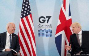 දිළිඳු රටවලට කොරෝනා එන්නත් මාත්රා බිලියනයක් පරිත්යාග කිරීමට G7 නායකයින් තීරණයක